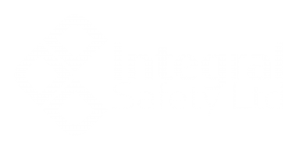 Integral Safety - New Logo Design - White - 2400px